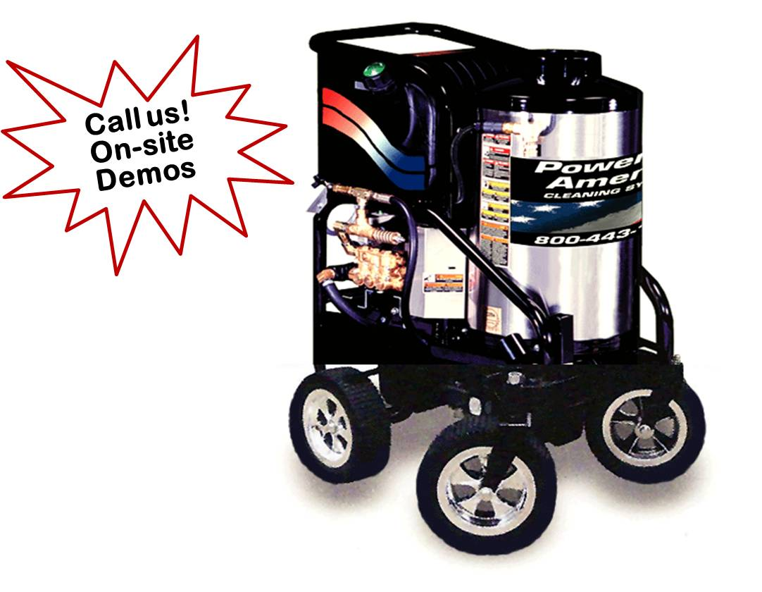 Power America Pressure Washer Cleaning Systems U0026 POWER WASHER SALES,  SERVICE U0026 REPAIR